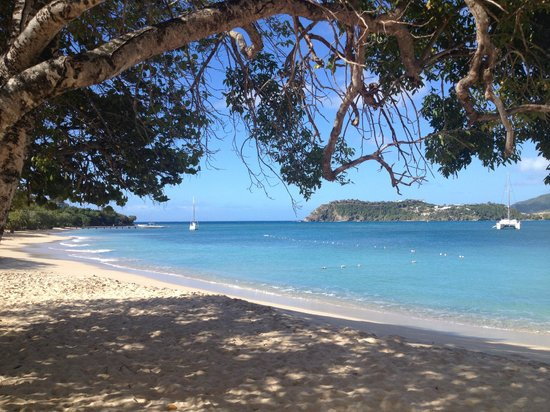 Antigua Yacht Club Marina Resort: Pigeon Beach