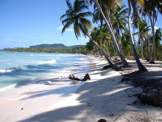 Grand Paradise Samana: plage d el rincon