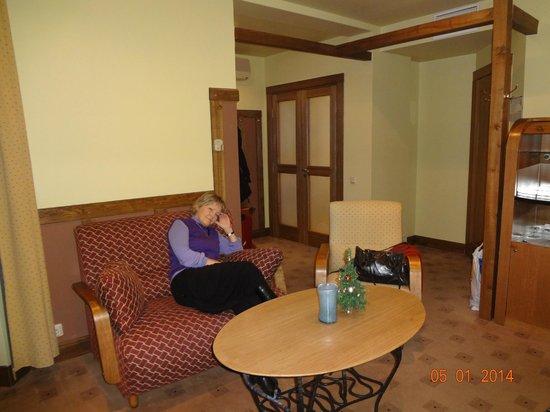Best Western Santakos Hotel: уютный номер
