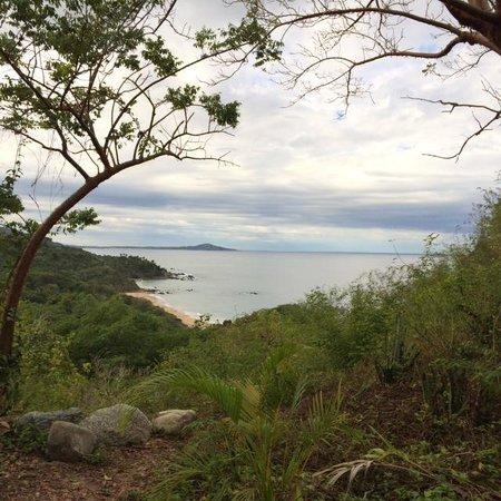 Haramara Retreat: Ridic views