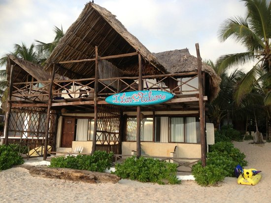 Luv Tulum: Beachfront