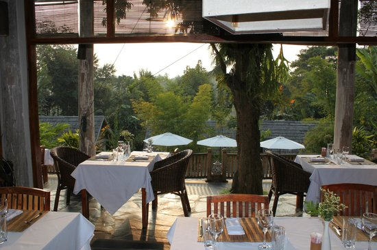 My Dream Boutique Resort : The restaurant