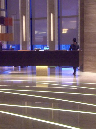 Intercontinental Hotel Osaka : lobby