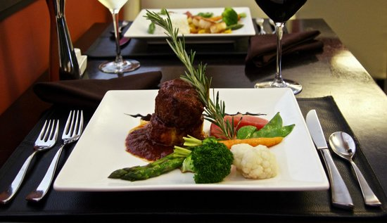 Nectar Restaurant and Wine Bar : Our menus are updated every few months