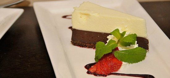 Nectar Restaurant and Wine Bar : All deserts are made in house