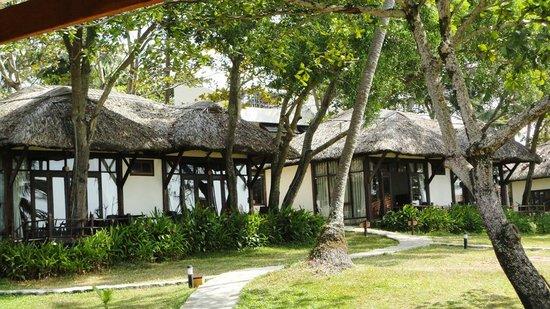 Arcadia Phu Quoc Resort: The chalets