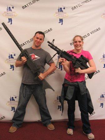 Battlefield Vegas: Photo Op