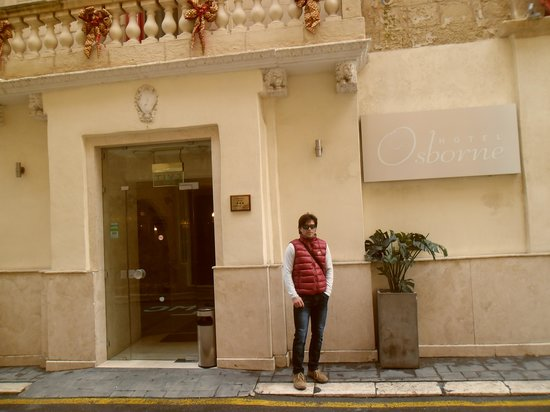 Osborne Hotel : Entrata