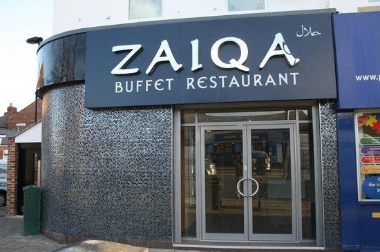 Zaiqa  buffet: Zaiqa Buffet Restaurant