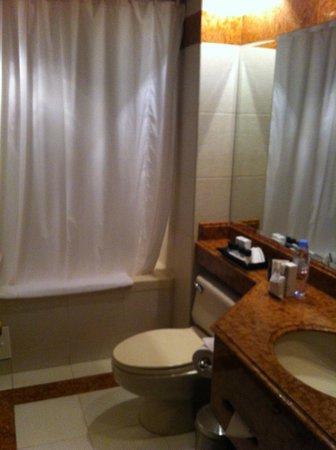 Exe Santafe Boutique Hotel : Banheiro
