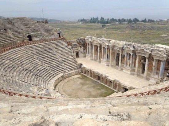 Travel Shop Turkey - Istanbul Day Tours: Hierapolis