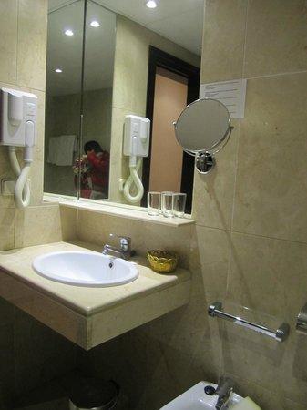 Hotel Atlantis : bagno