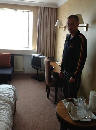 Coventry Hill Hotel: clean room
