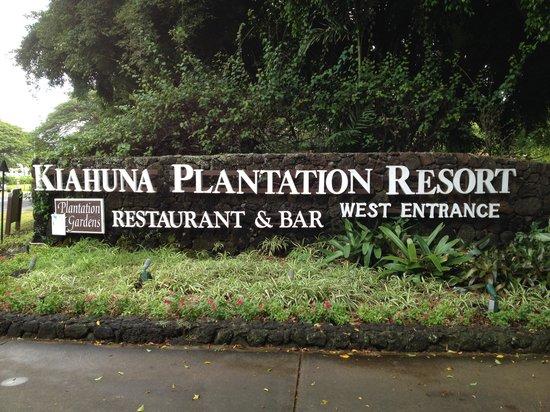 Kiahuna Plantation Resort : Living Area