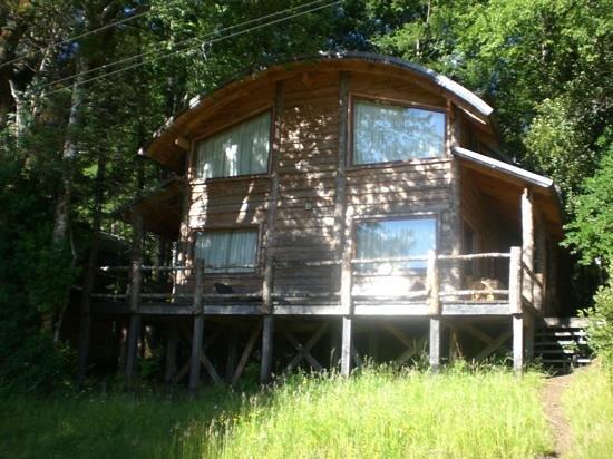 Huilo Huilo Cabanas del Bosque