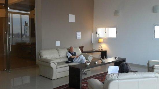 ViewPort Hotel Montevideo: Estar en último piso