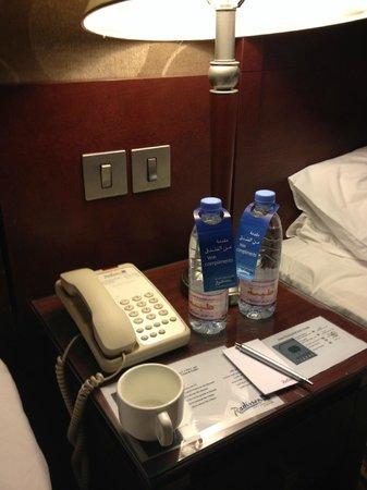 Leader Al Muna Kareem Hotel : chambre