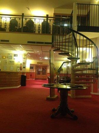 Britannia Wigan Hotel: lobby