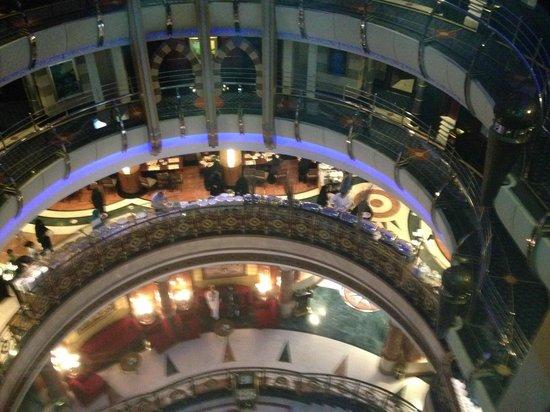 Leader Al Muna Kareem Hotel : Vue