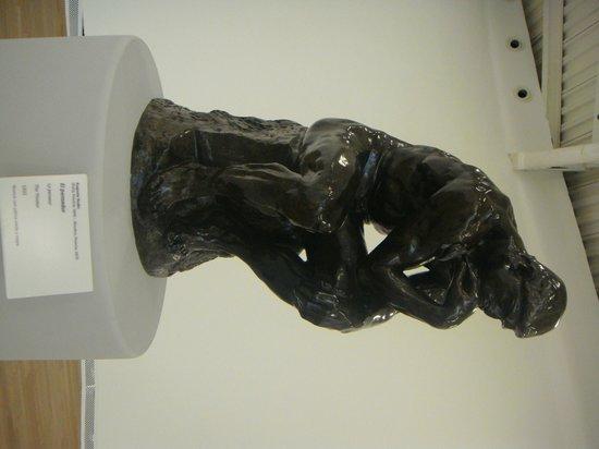 Museo Soumaya: o pensador de Rodin