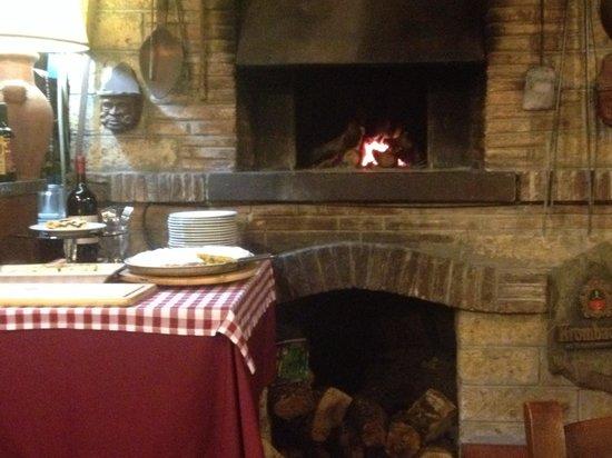 Zi Titta: Il forno a legno calore e bontà