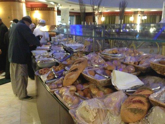 Leader Al Muna Kareem Hotel : petit dejeuner