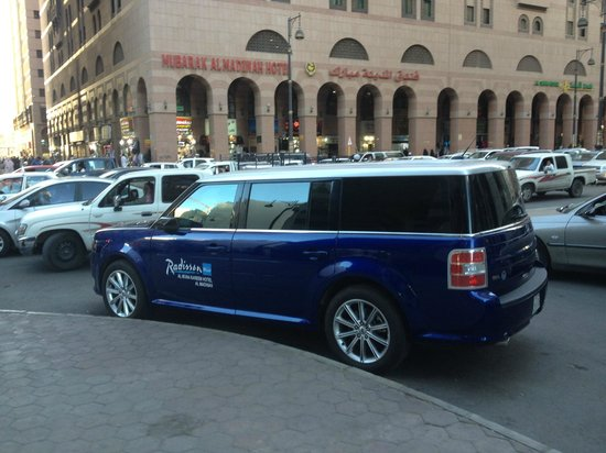 Leader Al Muna Kareem Hotel: voiture