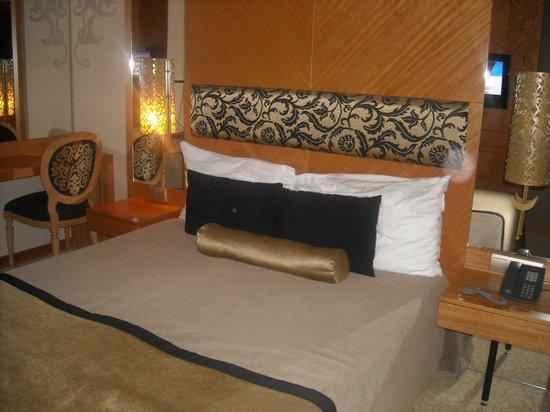 Marmara Hotel Budapest: Camera da letto