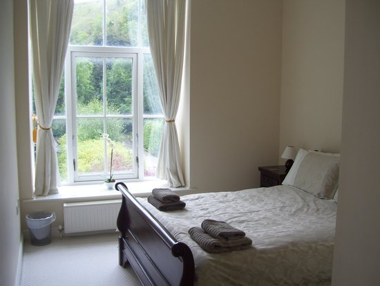 Litton Mill, UK: One of the lovely bedrooms
