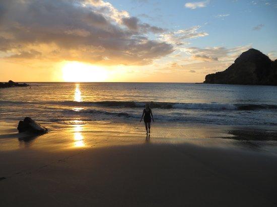 Aqua Wellness Resort: Sunset
