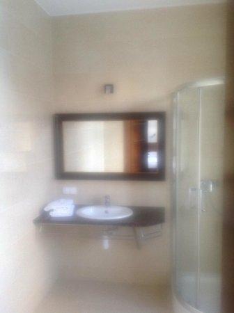 Hostel 22: ванная комнатп