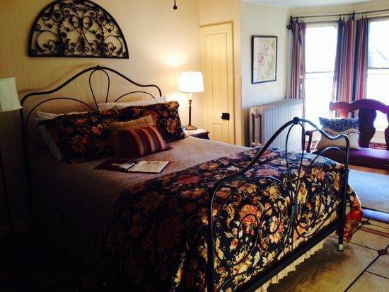 Brickhouse Inn Bed & Breakfast : The New York room