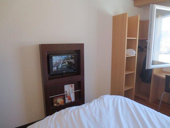 Hotel Ibis - Bulle : TV