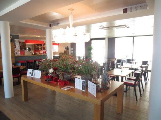 Hotel Ibis - Bulle : Salle dejeuner