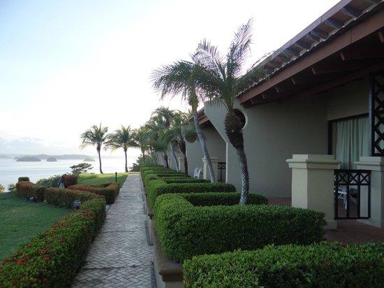 Ocotal Beach Resort : Hill Top Rooms
