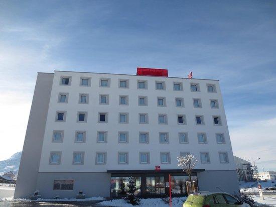 Hotel Ibis - Bulle: Hôtel