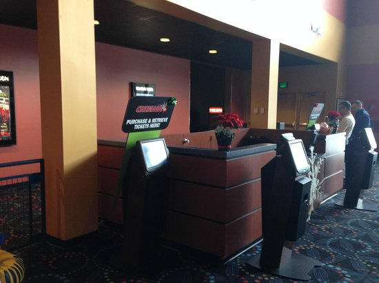 Cinemagic: Easy purchase and Playroom behind