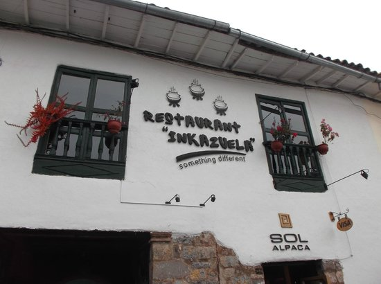 Restaurant Inkazuela : INKAZUELA