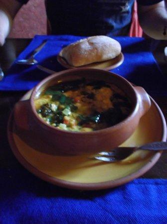 Restaurant Inkazuela : Dip de quesos