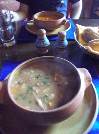 Restaurant Inkazuela : Cazuela caribeña