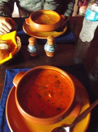 Restaurant Inkazuela : Cazuela tropical