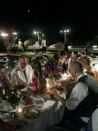 The Village Coconut Island Beach Resort: wedding