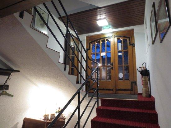 Hotel de Gruyères Wellness & Seminaires : Entrée