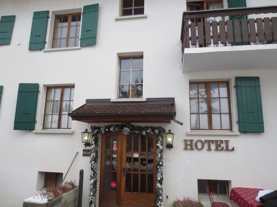 Hotel de Gruyères Wellness & Seminaires : Hôtel