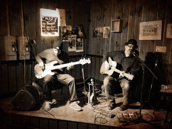 Taps Tavern: Live music with Rick Redington and special guest Josh Loun
