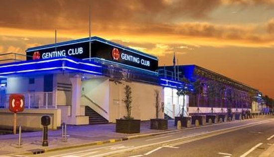 Westcliff-on-Sea, UK: Genting Club Westcliff