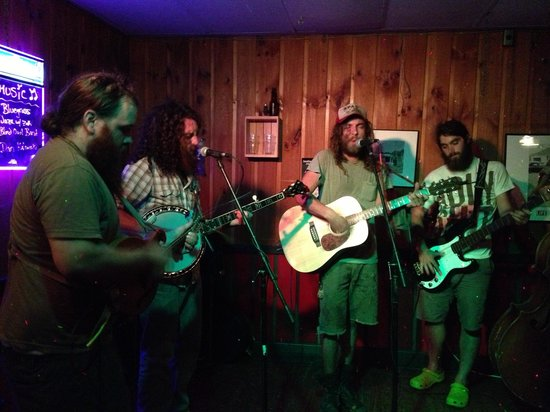Taps Tavern: The Blind Owl Band