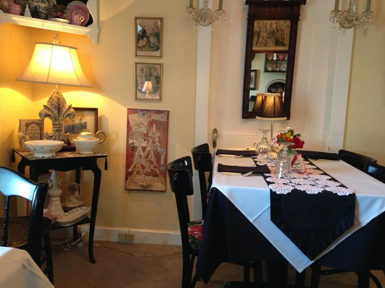 Teaberry's Tea Room : Teaberrys tea room