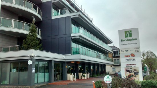 Holiday Inn London-Kingston South: Looks sleek