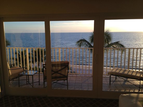 LaPlaya Beach & Golf Resort, A Noble House Resort : Balcony view...
